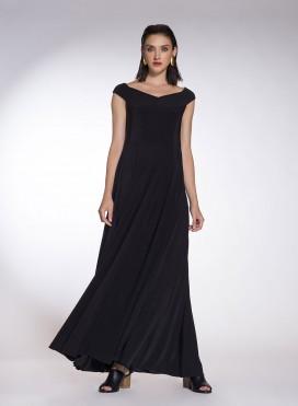 Φόρεμα Princess Maxi T924