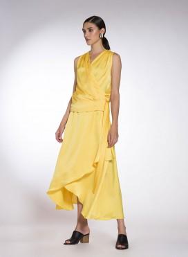 Skirt Croise Jasmine Maxi