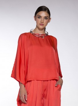 Blouse Poncho Regular Lexis