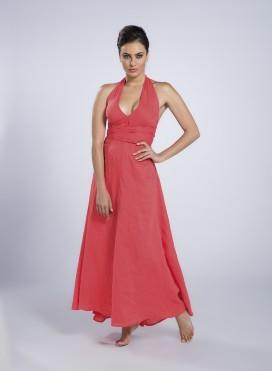 Φόρεμα Filla 100% Λινό