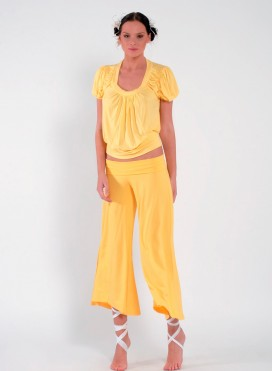 Pants Bell 3/4 Elastic