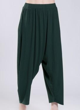 Harem Pants 0.5 rib Elastic