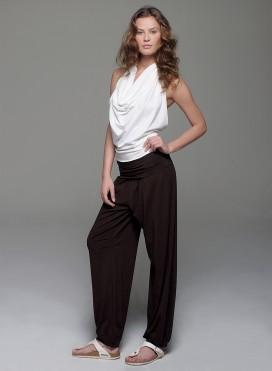Harem Pants Baggy Sized Elastic