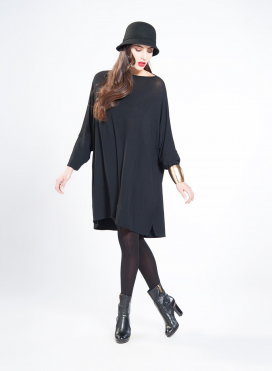Blouse Over Wool/Viscose