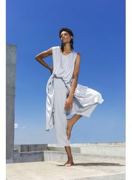 Dress Mytes Sleeveless midi Lexis