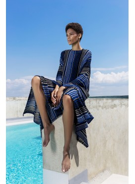 Dress Poncho Cleamin