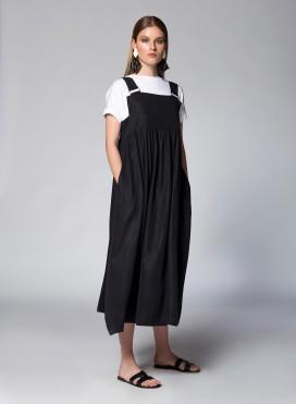 Φόρεμα Salopettes 100%Tencel