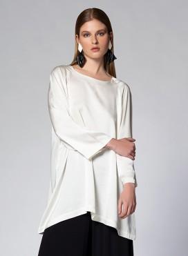 Blouse Reglan Longsleeve 100%Silk