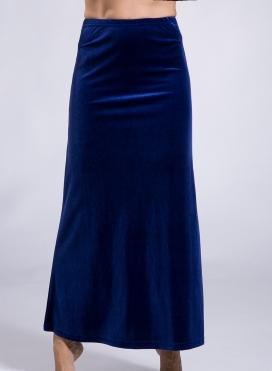 Skirt Maxi Velvet