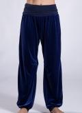 Pants Baggy Velvet