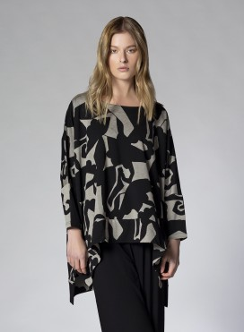 Blouse Two Level Moralis Strait