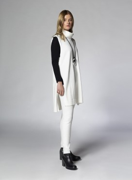 Blouse Neckline Soft Knitted Elastic