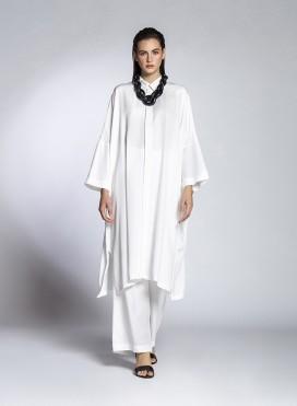 Φόρεμα Hide Buttons 100% Tencel