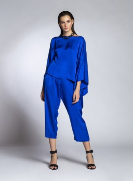 Pants Volume Cropped Lexis