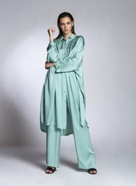 Φόρεμα Hide Buttons Lexis