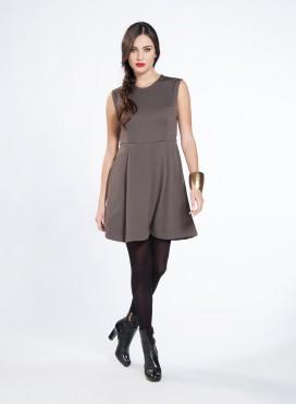 Φόρεμα Lolli Midi Evelin