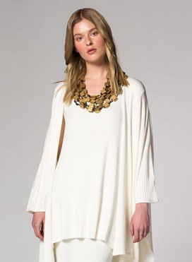 Top Classic Sleeveless Knitted Viscose