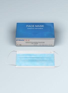 Single Use Protective Face Masks