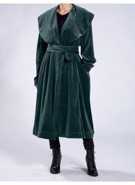 Coat Mesato Velour