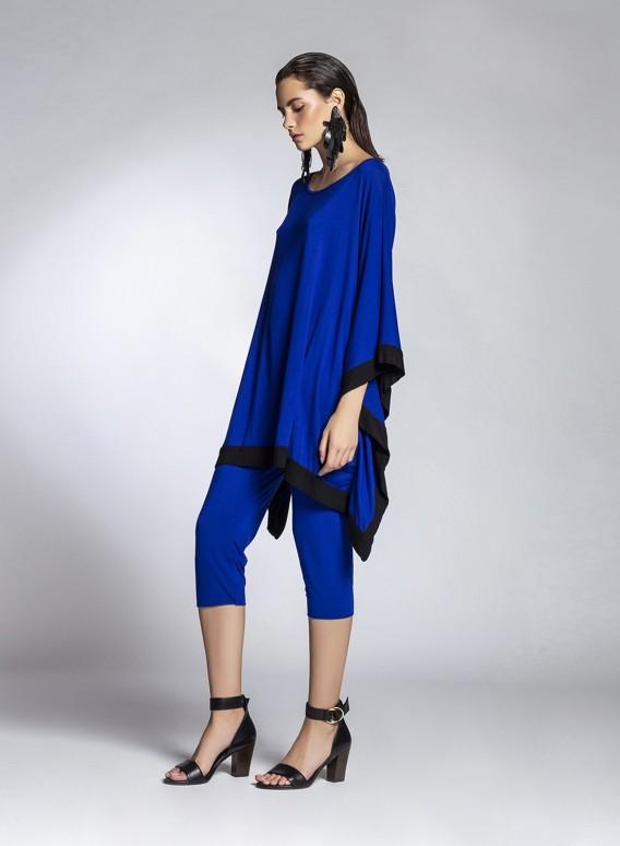 Blue Royal, Black