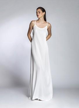 Φόρεμα Godet 100% Tencel