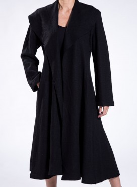 Coat Mesato Bouclé