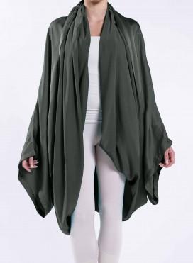 Jacket Drape Silk
