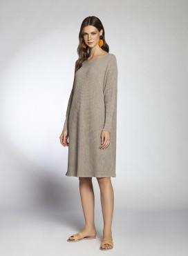 Dress Long Tee Viscose Knit