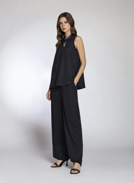 Pants Wide Leg 100% Tencel