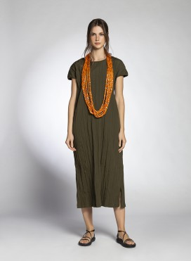 Φόρεμα T-Shirt Maxi ΚΜ Smash