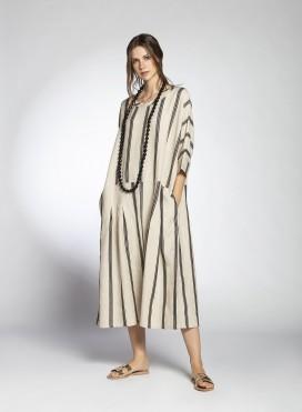 Dress Dual Function Pure/Stripes