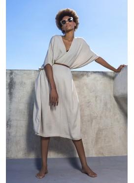 Φόρεμα V Square Pure