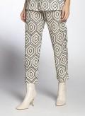 Pants Superlight Rombus Voile/Broderie