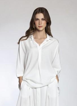 Shirt 5 buttons 100% Tencel