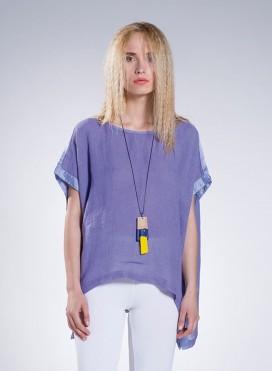 Blouse Venus linen/silk