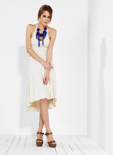 Dress Summer elastic