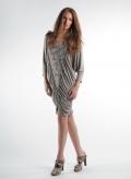 Φόρεμα Trigono Drape