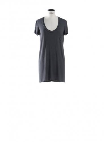 Blouse Hamogelo - 2 Pockets Short Sleeves elastic