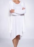 Dress Pandora longsleeve midi knitted elastic