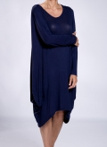 Φόρεμα Pandora μακρύ μανίκι πλεχτό ελαστικό