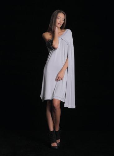 Dress 1 Shoulder Berta