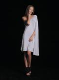Φόρεμα 1 Ώμος Μπέρτα