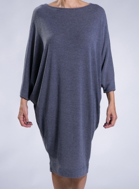 Dress Dolman Sleeve Nepal merinos