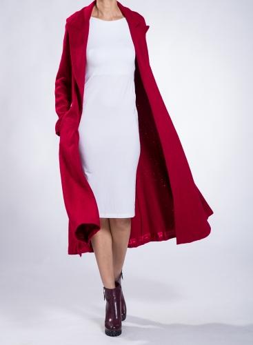 Coat Koufopieta boukle