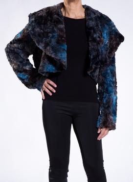 Jacket Bolero Ecological Fur