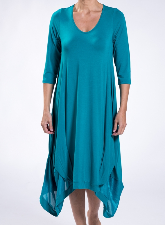 Φόρεμα Hello double ελαστικό