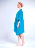 Dress Fold Pocket 100% linen