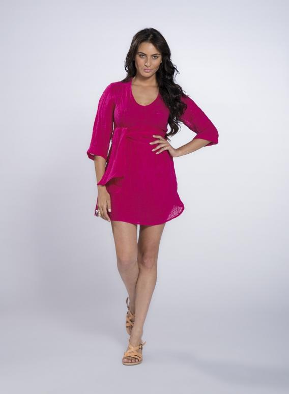 Dress Amelia 100% linen