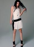 Φόρεμα Εξώπλατο Μίνι Ελαστικό