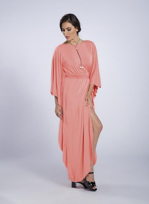 Dress Boho Maxi Elastic